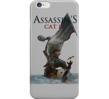 Assassins Cat III iPhone Case/Skin