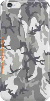 urban camo case by andytechie