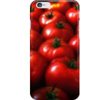 Ripe Tomatoes iPhone Case/Skin