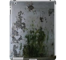 Mouldy Wall iPad Case/Skin
