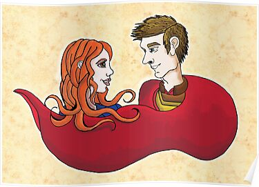 The Ponds Who Waited by sophiedoodle