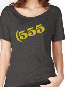 555 Women's Relaxed Fit T-Shirt