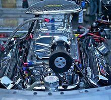 Ford Big Block Racing Engine by DaveKoontz