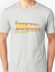 The Geeky Nerfherder - Future T-Shirt