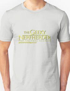 The Geeky Nerfherder - Thrones T-Shirt