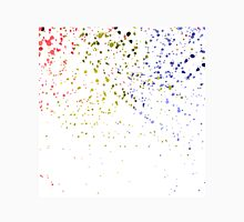 Bright coloured ink drops digitally enhanced Unisex T-Shirt