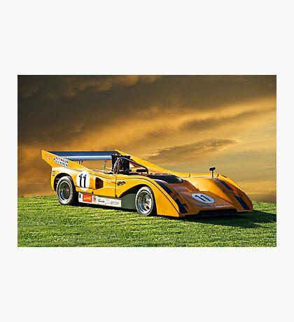 1971 McLaren M8E Can Am Photographic Print