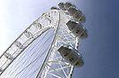 London Eye by Mark Higgins