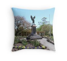The Cenotaph for the first World War, 1914 - 1918, Angaston, S.A. Throw Pillow