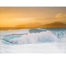 Beautiful IBIZA Sunset Cap d´es Falco  Photographic Print