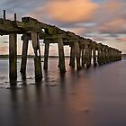 Bann Jetty by latitude54photo