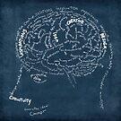 Brain design by naphotos