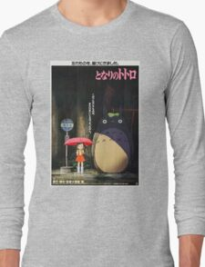 Totoro Tee Long Sleeve T-Shirt