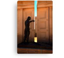 The Open Door Canvas Print