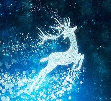 Reindeer stars by naphotos