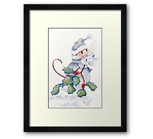 Merry Merry Christmas Framed Print