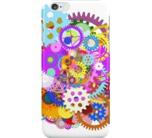gears wheel iPhone Case/Skin