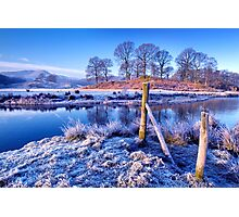 The River Brathay - The Lake District. Photographic Print