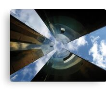 Things are Looking Up! Canvas Print