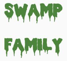 Swamp Family One Piece - Short Sleeve