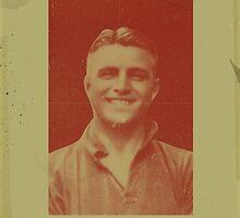 Eddie Hapgood - Arsenal by homework