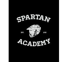 Spartan Academy Photographic Print