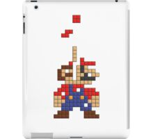 Super Mario Pixel iPad Case/Skin