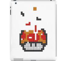 Super Mario Mushroom Pixel iPad Case/Skin