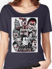 Evil Dead Trilogy Women's Relaxed Fit T-Shirt