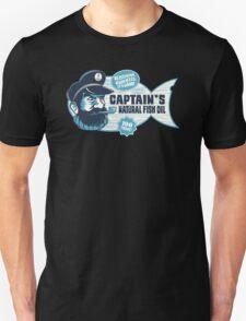 Captain's Fish Oil Unisex T-Shirt