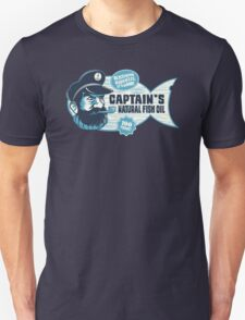 Captain's Fish Oil T-Shirt