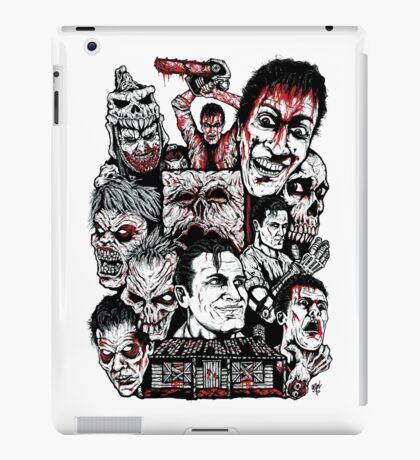 Evil Dead Trilogy iPad Case/Skin