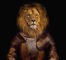 Leo The Lionheart by audah