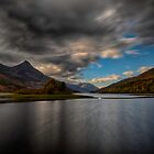 Loch Leven from the low road... by EileenW