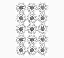 Flower Pattern Unisex T-Shirt