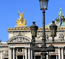 Palais Garnier by Segalili