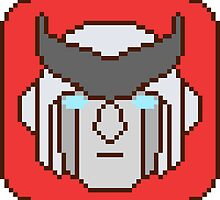 Pixel Ratchet by tralma