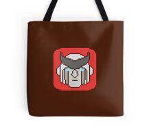 Pixel Ratchet Tote Bag