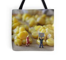 Be honest, Don…you've never really seen a corn maze, have you???? Tote Bag