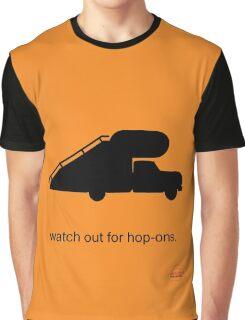 Arrested Development Hop Ons Graphic T-Shirt