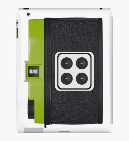 toy camera iPad Case/Skin