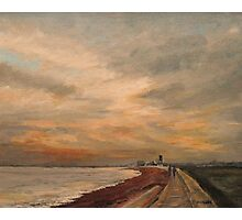St Mary's Bay - Kent Photographic Print