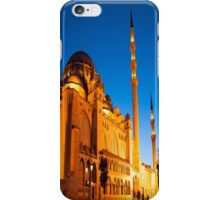 Mosque in Istanbul iPhone Case/Skin