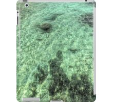 Turquoise Water in The Bahamas | iPad Case iPad Case/Skin