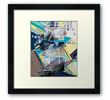 Urban Abstract II.a Framed Print
