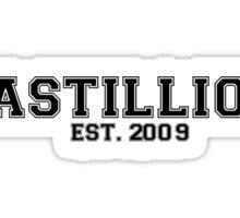 Castillion Sticker