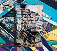 Urban Abstract I.b by Miroslava Balazova