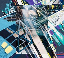 Urban Abstract I.a by Miroslava Balazova