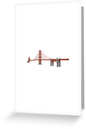 Golden Gate Bridge San Francisco by bradyarnold