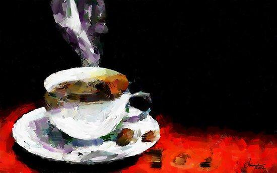 Cozy Saturday Morning by DiNovici